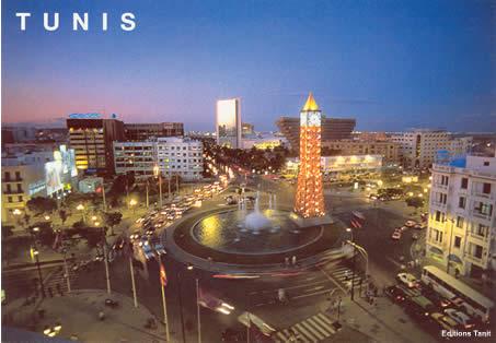 Tunis, une ville incroyable!!!