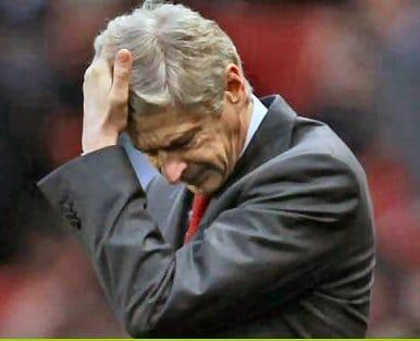 Arsène Wenger sur la sellette.