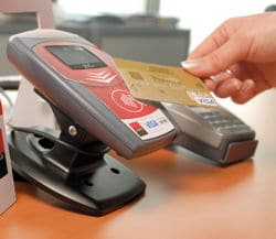 Une révolution technique en matière de moyen de paiement.