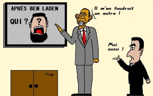 Après Ben Laden , qui  ?