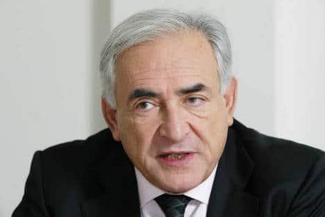 Présidentielles de 2012 : À qui profiterait la « chute » de DSK ?