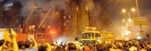 Affrontements meurtriers cette nuit en Egypte !