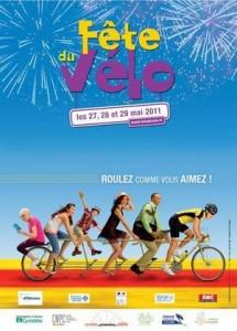 Vélo en fête ce week-end.