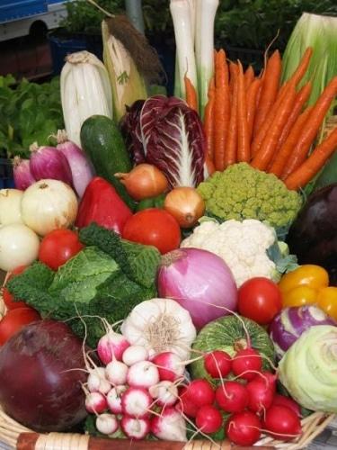 Connaître les fruits et légumes de saison
