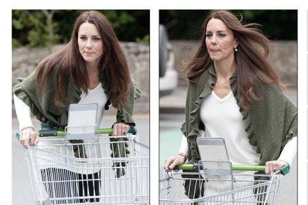 Une semaine après son mariage royal, Kate Middleton court !