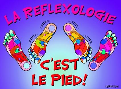 REFLEXOLOGIE …