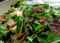 Les bars à salades