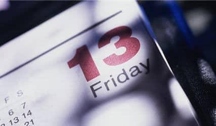 Vendredi 13: Etes vous paraskevidékatriaphobique?