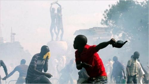 Sénégal : Wade a raté son coup.