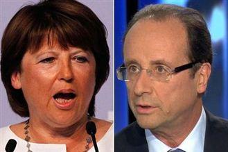 Présidentielles 2012 : AUBRY-HOLLANDE : Le Bal des Hypocrites ! !
