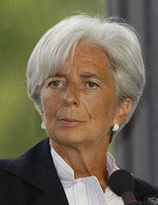 FMI : CHRISTNE LAGARDE VS AGUSTIN CARSTENS