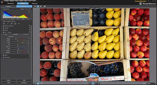 Retouche, &c. : PhotoDirector, un concurrent sérieux