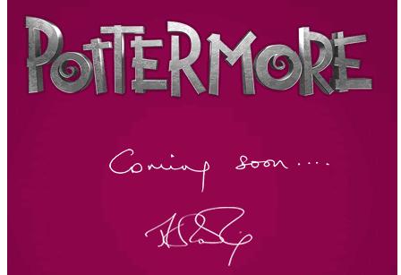 Pottermore, ou l'après Harry, en encre d'Internet
