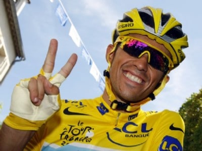 Le cas Contador mine le Tour de France.