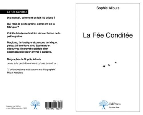 La fée Conditée – Mon premier livre