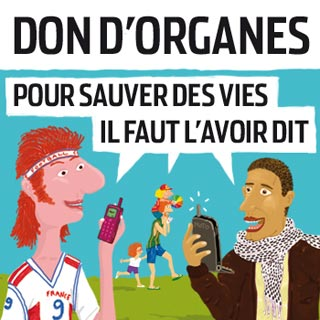 Les dons d'organes sont en augmentation en France.