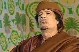 LIBYE: Kadhafi avait promis une longue guerre.