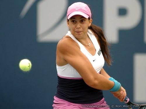 Défaite de Marion Bartoli en demi finale de Roland Garros