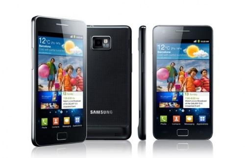 Le Samsung Galaxy S2, un concentré de technologie.