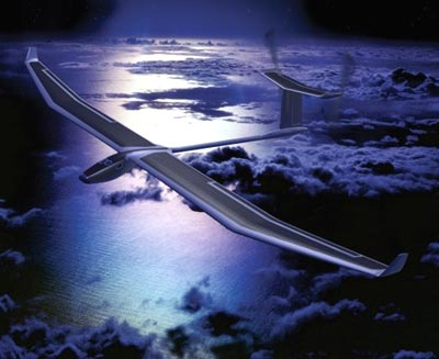 Solar impulse : l'avion 100% écologique.