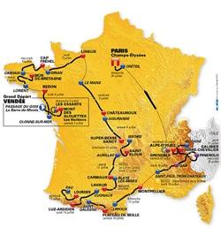 Un tour de France toujours aussi populaire !