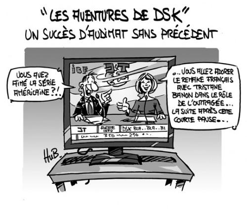 «Les Aventures de DSK», déjà le remake français sur tous vos écrans!