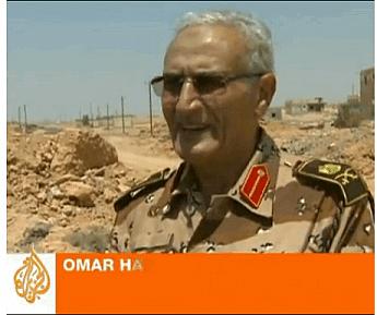 Libye : revoilà Omar Hariri
