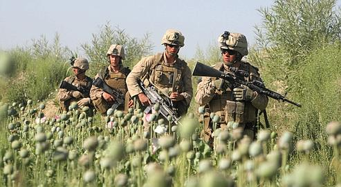 L'Afghanistan : la défaite occidentale ?