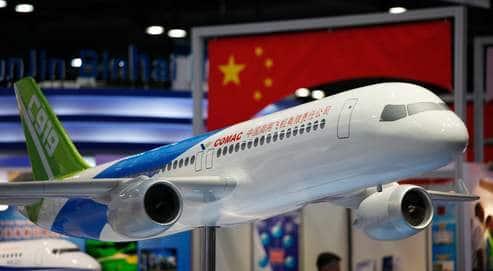 La Chine lance son Comac C919