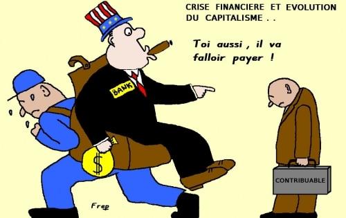Crise financière et prééminence des marchés : qui va payer au final ?