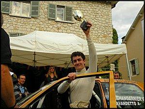 Rallye de la Drôme : Benjamin Changarnier s'offre un superbe podium !