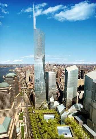 La Renaissance de Ground Zero…