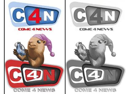 Nouveau logotype pour Come4News