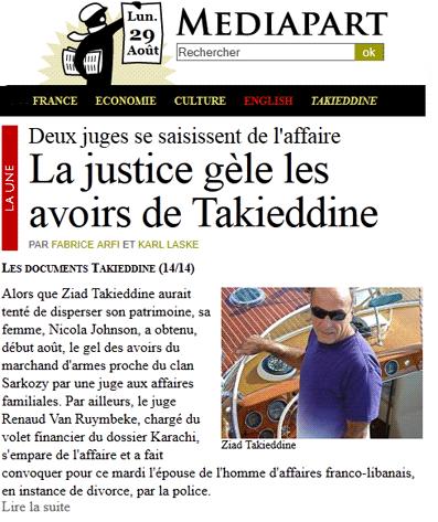 Mediapart traque Ziad Takieddine