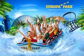 europapark un merveilleux parc d'attraction ( Allemagne)