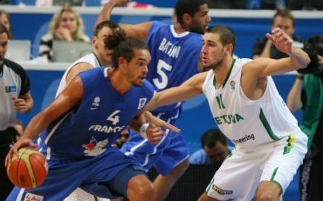 Superbe parcours des bleus à l'Euro de basket !