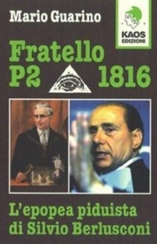 Loge P2 et Berlusconi