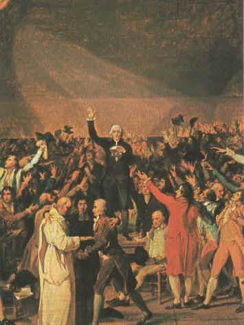 Allons nous vers une nouvelle Révolution Française?