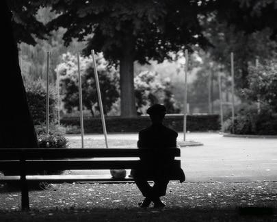 La solitude de la mort
