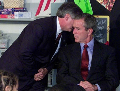 Ras le bol du 11 septembre.