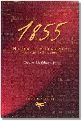 Quid du classement de 1855.