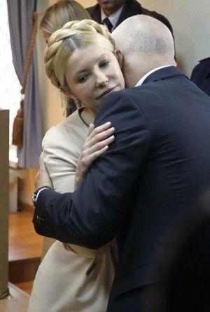 La justice ukrainienne condamne Timoshenko à sept ans de prison