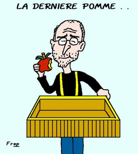 Steve  Jobs  :  la  dernière  pomme . .