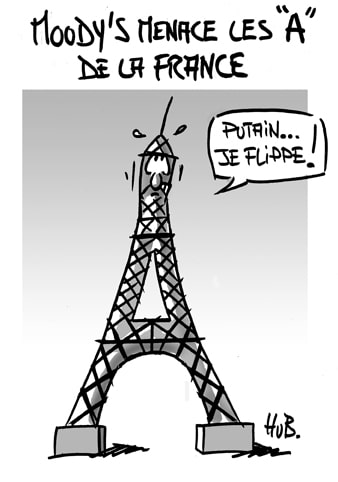 Les «A» français menacés