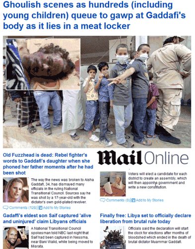 Libye : les fuyards bombardés par les « Stukas »