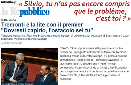 Crise de la dette : les déficits ont pour nom Berlusconi, Sarkozy et… Merkel