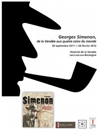 Georges Simenon et la Vendée…