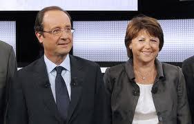 Hollande/Aubry ou Aubry/Hollande