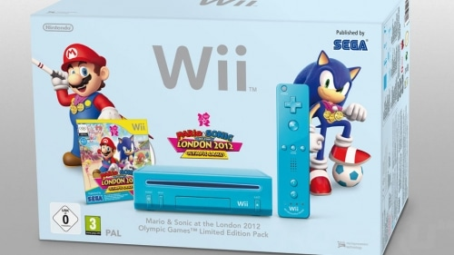 Le Pack Wii Mario & Sonic déjà en précommande !