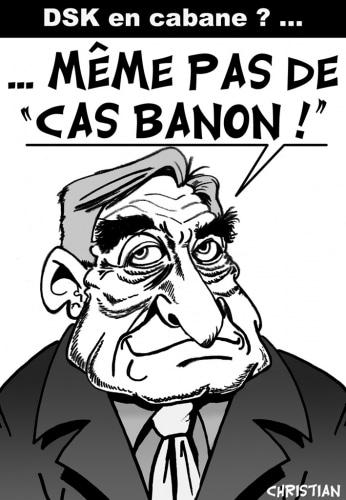Le «cas BANON» ! …